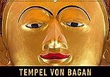 Tempel von Bagan (Wandkalender 2019 DIN A2 quer): Eine Fotoreise nach Myanmar in die historische Königsstadt Bagan. (Monatskalender, 14 Seiten ) (CALVENDO Orte)