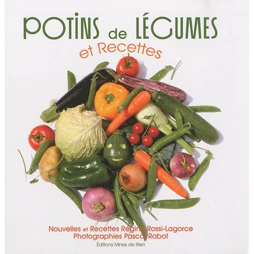 Potins de légumes et recettes