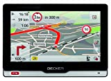 Becker revo.2 Fijo 5' LCD Pantalla táctil Negro, Plata - Navegador GPS (Flash, Encendedor de cigarrillos, USB, Fijo, USB, LCD, Negro, Plata)