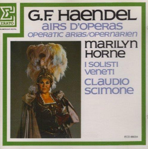 Haendel Airs d'Opéras: Récital Marilyn Horne [Import USA]
