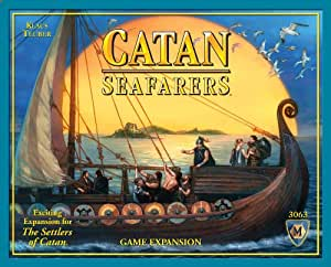 May Fair The Settlers Of Catan 5 and 6 Player Extension, Multi color
