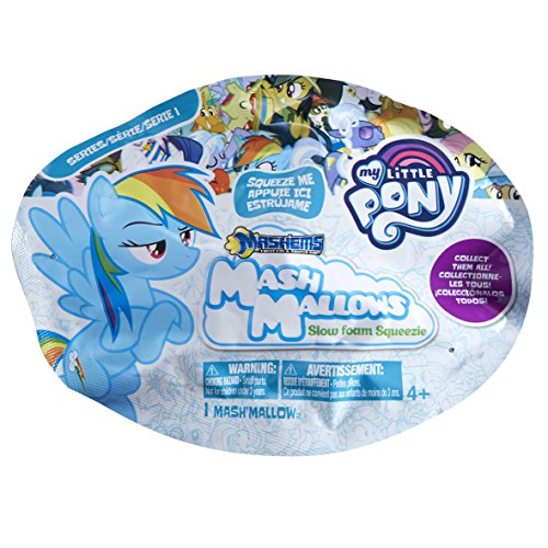 Mash'ems 56400 - Figura de Marshmallow My Little Pony