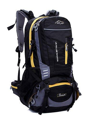 HWB/ 40L L Rucksack Camping & Wandern / Reisen Draußen Wasserdicht andere Nylon N/A Yellow