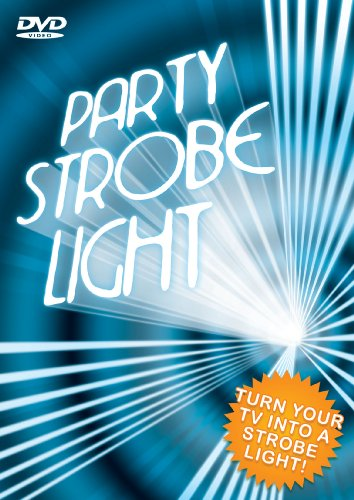 DF HALLOWEEN STROBE LIGHT DVD (Light Halloween Strobe)