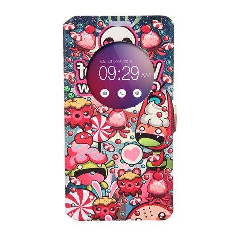 MYLB PU funda case cubierta cover para Asus Zenfone 2 ZE551ML ZE550ML 5.5 pulgada smartphone (1)