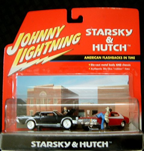 Johnny Lightning - Flasbacks In Time - Starsky & Hutch by Playing Mantis