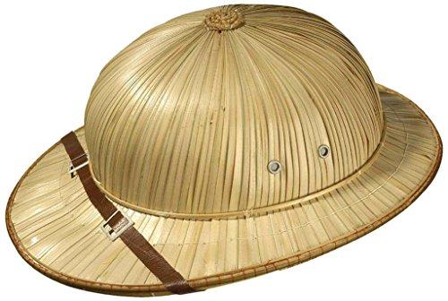 Widmann Cappello in Paglia Modello Esploratore/Safari