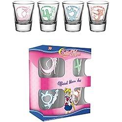 Vasos de Shot de Sailor Moon