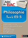abc du bac excellence philosophie term l es s