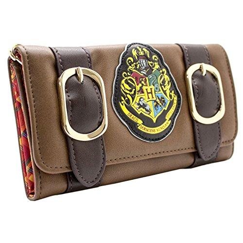 Warner Harry Potter Hogwarts Alumni Marrone portafoglio