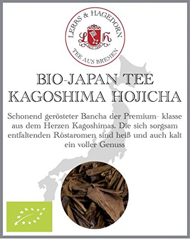 BIO-Japan Tee KAGOSHIMA HOJICHA 1kg