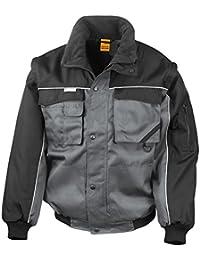 RT71 workguard heavy duty veste de travail veste coupe-vent imperméable