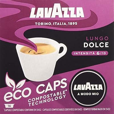 Lavazza A Modo Mio Eco Caps Coffee Pods
