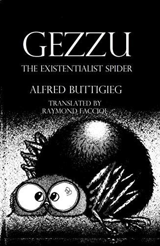 (Gezzu: The Existentialist Spider (English Edition))