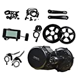 Bafang BBS02B Mid Drive 500W 36V Electric Bike Conversion Kit Bicycle Motor Kit