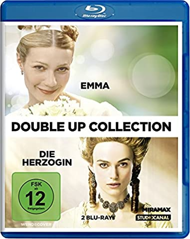 Herzogin,die & Emma/Double Up Collection [Blu-ray] [Import allemand]
