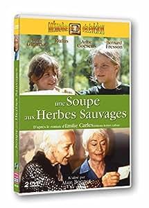 Une soupe aux herbes sauvages