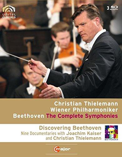 Beethoven - Sinfonien 1-9 [Blu-ray]