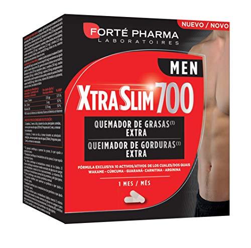 Forté Pharma XtraSlim 700 Men - Quemador de Grasas Extra - 1.
