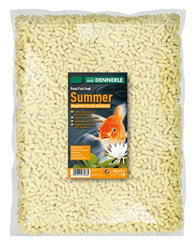 Dennerle Pond Fish Food Summer 2x7L