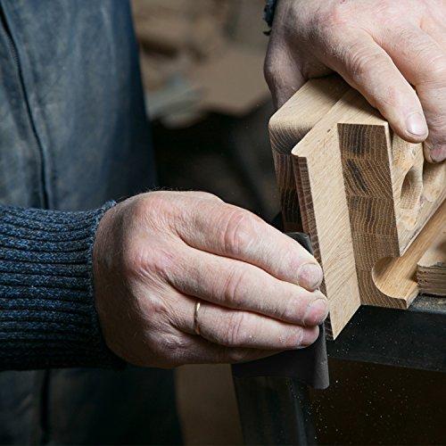 120 bis 3000 Grit Sandpapier für Automobil Schleifen, Holz Möbel Finishing, 32 Stück - 6