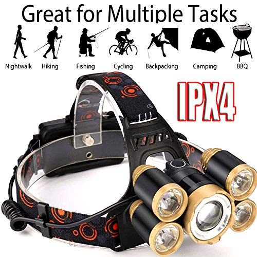 Great head torch