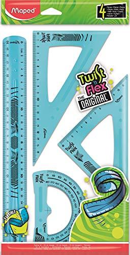 WIGO - Set Disegno Twist'N Flex 4Pz (30Cm)