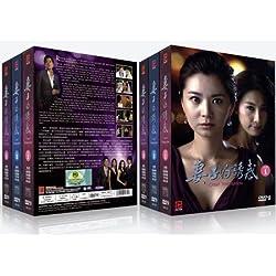 coréen Drama DVD Cruel Temptation/Tentation du Wife (Drame coréen, Anglais, Sub, région de tous les DVD, 129Épisodes Extrémité, 15dvd Lot) [DVD]