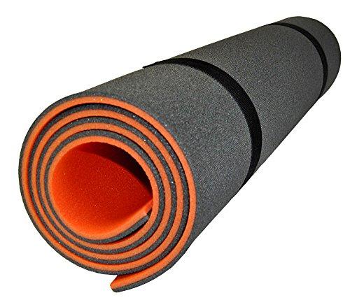Isomatte 180x80x1 Bi-Color Camping Outdoor Fitness Yoga Pilates Matte Sport Isoliermatte (1 St)