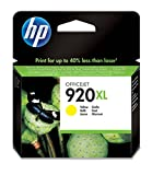 HP Inc. Ink Yellow 920XL Pages 700, HPCD974AE (Pages 700)