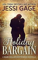 Holiday Bargain (Blue Collar Boyfriends Book 4)