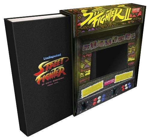 Undisputed Street Fighter Deluxe Edition: A 30th Anniversary Retrospec