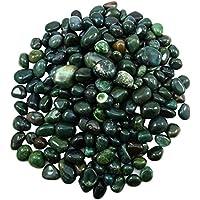 HARMONIZE Verschiedenen Größen Grünes Blut Stein Getrommelt Großhandel Natürliche Reiki Heilstein Masse preisvergleich bei billige-tabletten.eu