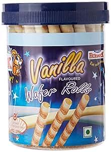 Pickwick Wafer Sticks, Vanilla Jar, 300g