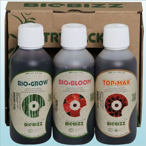 Biobizz Try · Packung - Innenverpackung