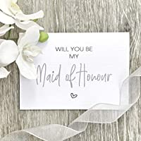 Will You Be My Maid of Honour - 'Will You Be' Range of Cards