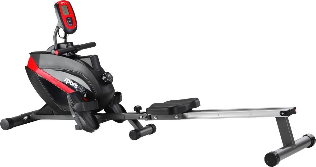 sportplus indoor rowing machine