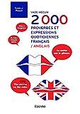 Telecharger Livres Vade mecum 2 000 proverbes et expressions quotidiennes francais anglais (PDF,EPUB,MOBI) gratuits en Francaise