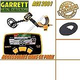 GARRETT ACE 200 i avec protège disque
