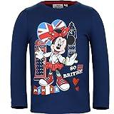 Minnie Mouse Kollektion 2017 Langarmshirt 86 92 98 104 110 116 122 128 Mädchen Neu Shirt Top Maus Herbst Winter Disney