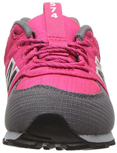 New Balance - Kl574, Sneakers per bambine e ragazze Pink/Dark Grey