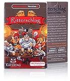 KATERTAG Trinkspiel - Ritterschlag - Narren und Drinks - Das kreativste Trinkspiel Aller Zeiten - für Erwachsene ab 18 Jahren - lustiges Partyspiel - Karten-Spiel Saufspiel Trinkspiele - Wasserfeste Spielkarten