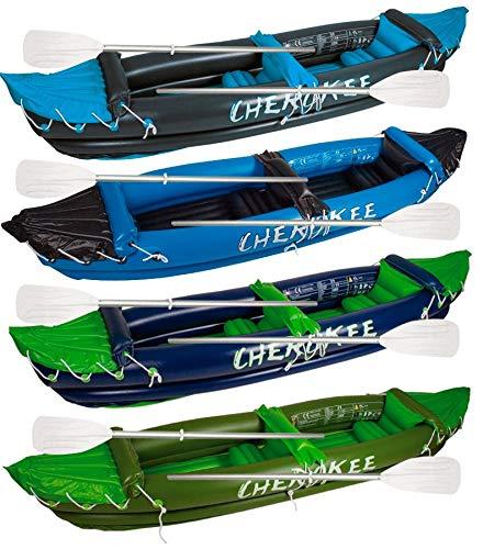 Waimea Cherokee Kanu für 2 Personen im Test + Preis-Leistungsvergleich - 3