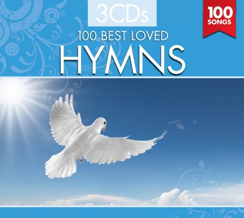 100 BEST LOVED HYMNS (3 CD Music Collection): Spiritual and Popular Christian...