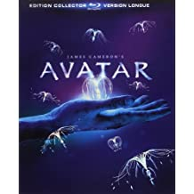 Avatar, version longue - Coffret collector 3 Blu-ray
