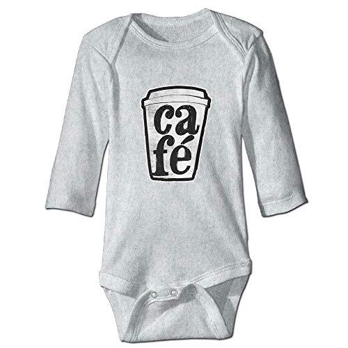 Kostüm Plus Dorothy - SDGSS Babybekleidung Cafe Clipart Girls Baby Long-Sleeve Bodysuit Kid Boys Infant