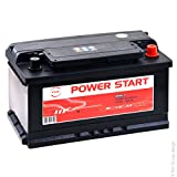 NX - Autobatterie NX Power Start 80-600 12V 80Ah - F17 ; F18 ; 580 406 074 ; 58
