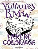 ✌ Voitures BMW ✎ Livres de Coloriage ✍: Album Coloriage Voitures BMW ✎ Livre de Coloriage pour adulte ✍ Livre de ... Coloriage pour adultes Voitures retro ✍