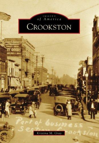 Crookston (Images of America) (English Edition) Gray Terminal