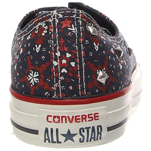All Sneaker Chuck Navy Taylor Converse Unisex erwachsene White Ox Star wRPnCnqv
